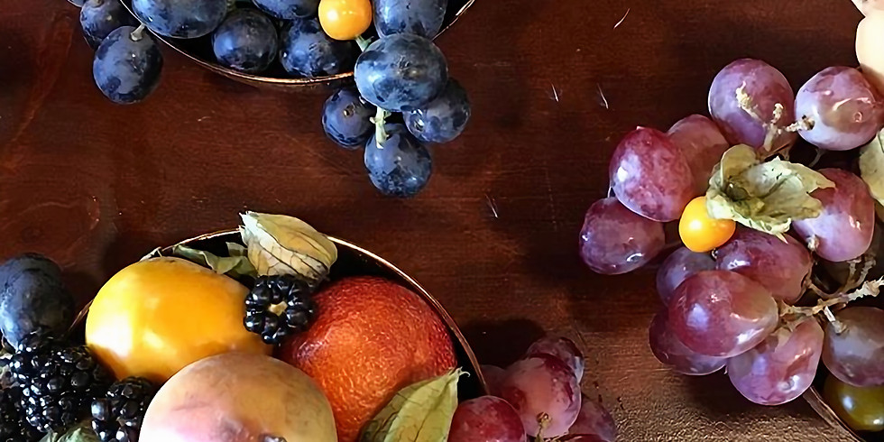 Fruity Tablescapes