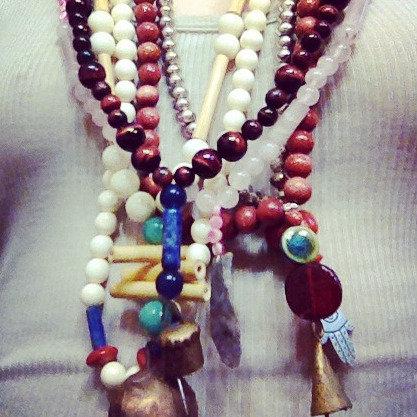 Custom Healing Necklaces