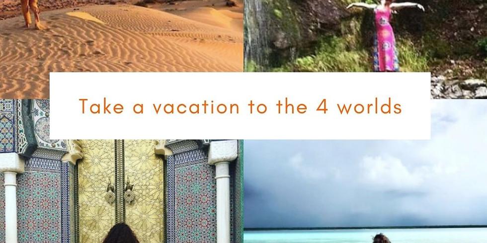 Holy Sparks: Tu'bshvat Vacation