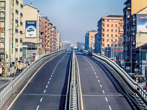 "La ""High Line"" di Milano."