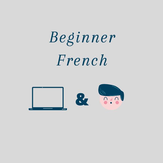Beginner French