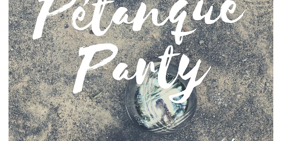 Pétanque Party