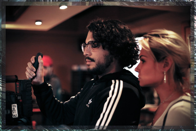 The Mighty Arm Film BTS