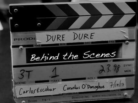 "BTS of ""Dure Dure"" JenCarlos ft. Don Omar Music video"
