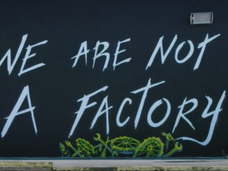 """""""We are not a factory"""" PINCHO commercial"""