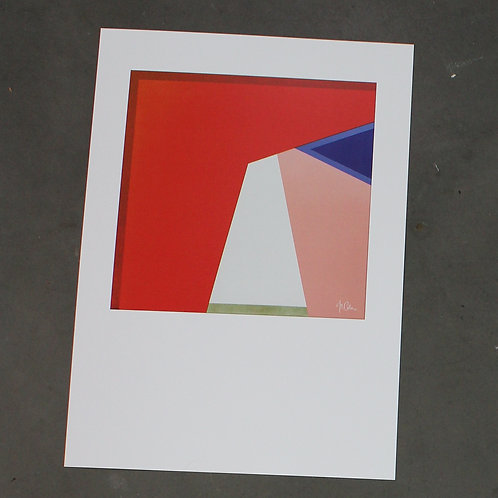 Print No. 3 Barragan Collection by Mónica Villarroel Celsi