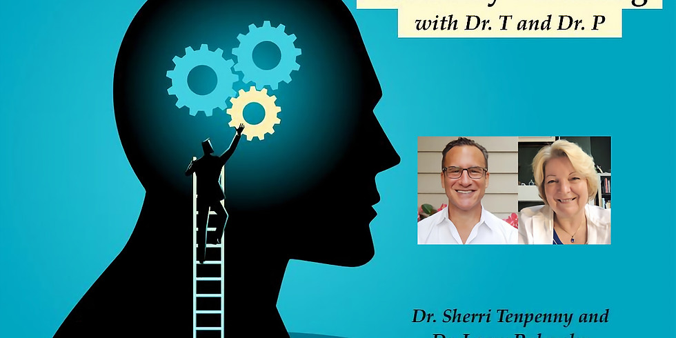 Critically Thinking with Dr. T and Dr. P - Weekly RSVP HERE