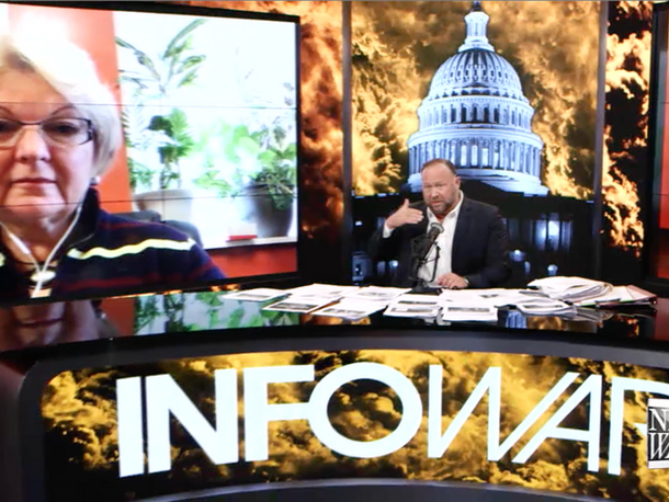 Dr. Tenpenny on InfoWars with Alex Jones