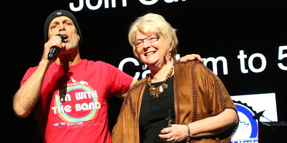 Billy DeMoss & Dr. Sherri Tenpenny