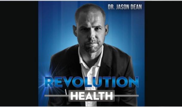 Dr. Jason Dean with Dr. Tenpenny