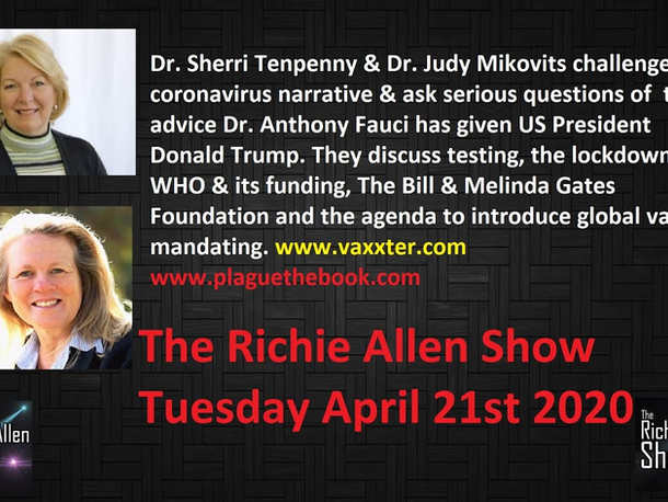 The Richie Allen Show (UK)