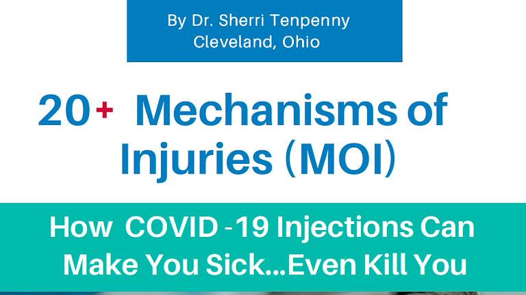 New 20+ Mechanisms of Injury - Video Training & Transcripts
