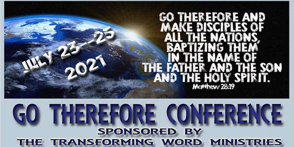 Go Therefore Conference