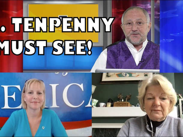 Apr 21 2020- News Behind the News with John Michael Chambers, Kelly Ruiz and Dr. Tenpenny