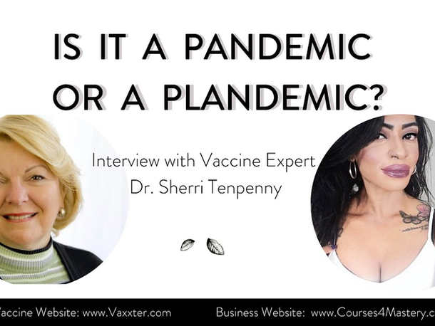 Is it a Pandemic or a Plandemic?