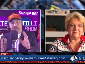 Pete Santilli With Dr. Sherri Tenpenny: Why They're Not Calling CoronaVirus A Pandemic