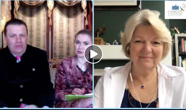 Camelot TV John & Irina Mappin with guest speaker Dr. Tenpenny