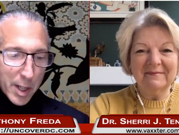 Dr.Tenpenny Exposes Big Pharma Corporate Fascism with Anthony Freda