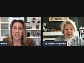 Reinette Senum and Dr. T - Important Update