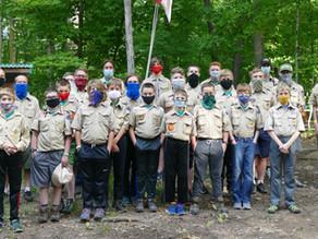 Camping at Tomahawk