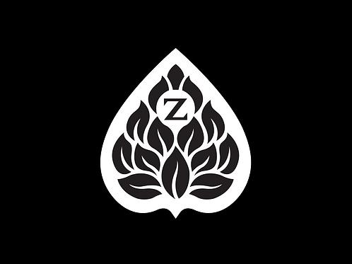 Zymos Hop Sticker