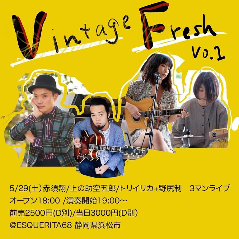 浜松エスケリータ vintage fresh