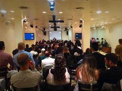 דוגמא לאירוע כנס של 250 אורחים בישיב