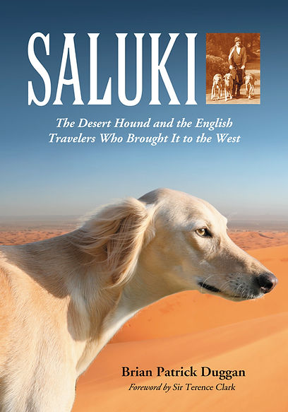 Saluki: The Desert Hound and the English Travelers Who Brought It to the West