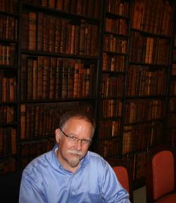 Oxford Master's private library