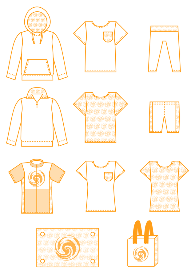 Apparel Icons