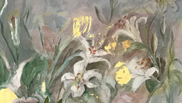 Lillies, WIP 1