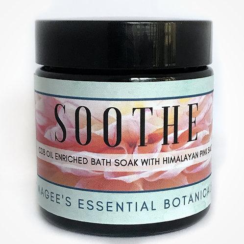 Soothe CBD Infused Bath Soak with Himalayan Pink Salt