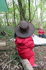 Forest School, fun and learning