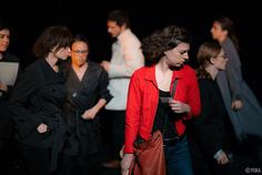 Julie Vallat - Maya Khélifi - Isabelle Jodin - Zacharie Massardier - Coline Dumayet - Sonia Zarowski - Anaïs Azema