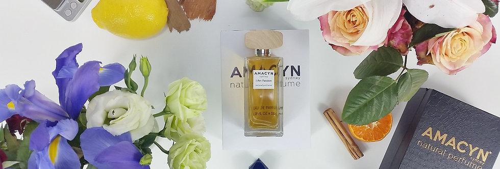 I Am Passion Organic Perfume