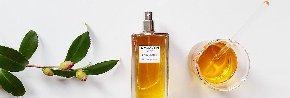 I Am Energy Organic Perfume