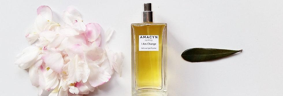 I Am Change Organic Perfume