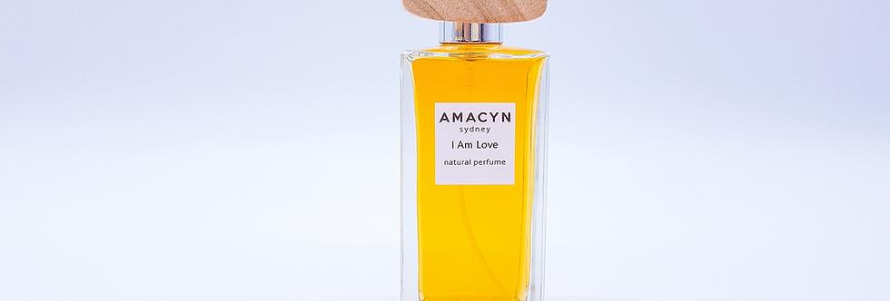 I Am Love Organic Perfume