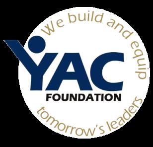 NEW Partnership with YAC Foundation