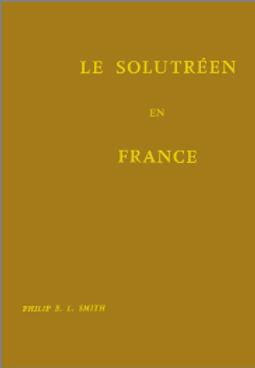 Le Solutreen en France cover.jpg