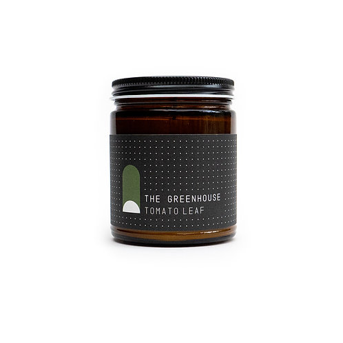 The Greenhouse Glass Candle