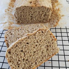 Pan sin gluten extra bueno
