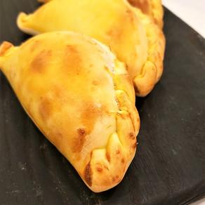 Empanadas de trigo sarraceno