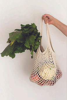 Handmade French bag