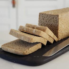 Pan multicereal sin amasado