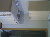 Cabinets & SInk Modification for Container