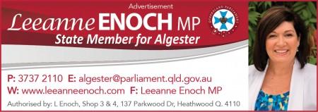 Leeanne Enoch MP