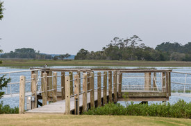 Access to the Creek and Kiawah River