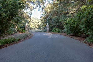 Entrance to Briars Creek