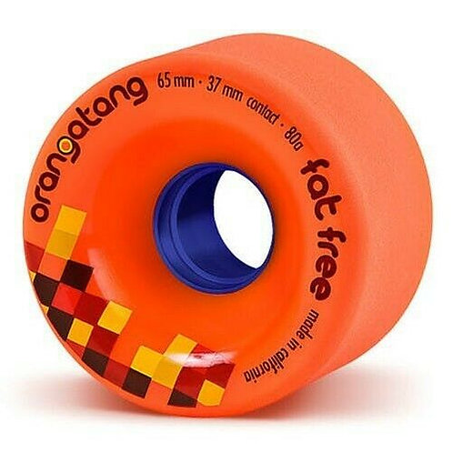 Orangatang Fat Free 65mm 77a Orange